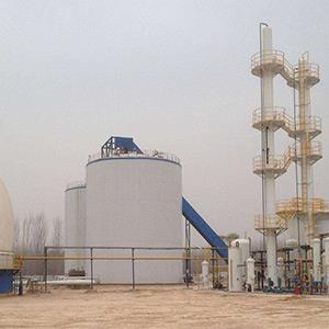 沼气净化的储存运行管理与保养